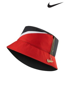 Nike Black/Red Reversible Hat