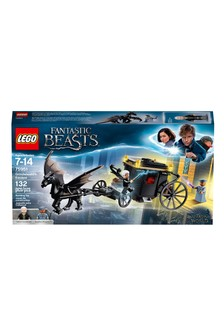 LEGO® Harry Potter Fantastic Beasts Grindelwald's Escape