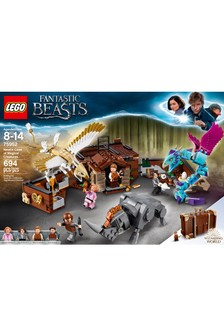LEGO® Harry Potter Fantastic Beasts Newts Case Of Magic