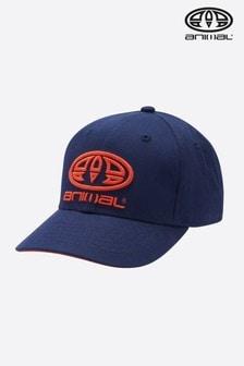 Gorra azul ajustable Bonassola de Animal