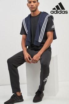 Спортивные брюки с нашивкой adidas