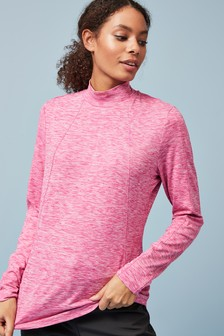 Long Sleeve Ski Layer Top