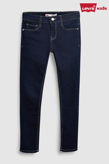 Levi's® Kids 711™ Dark Wash Skinny Fit Jean