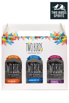 Set of 3 Fledgling Gin Trilogy Gift Pack by Two Birds