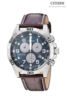 Citizen Eco Drive® Titanium Perpetual Calendar Watch