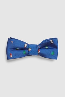 Christmas Bow Tie (1-16yrs)
