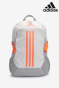 adidas Grey/Pink Power Backpack