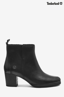 Timberland® Black Eleonor Street Ankle Boots
