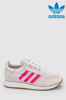adidas Originals Pink Forest Grove Trainers
