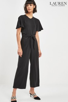 Lauren Ralph Lauren® Black Endellion Jumpsuit
