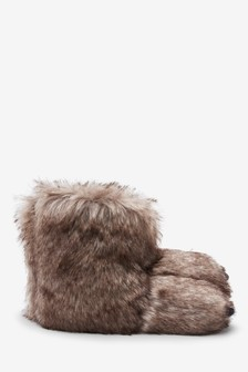 Bear Claw Slippers (Older)