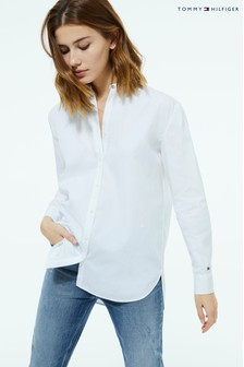 Tommy Hilfiger Essential Girlfriend Shirt