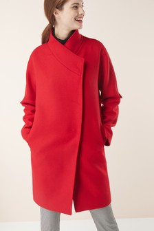 Signature Cocoon Coat