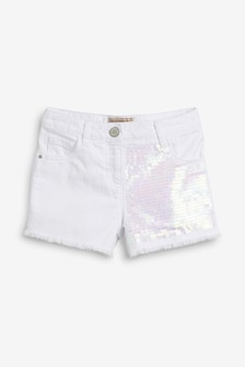 Sequin Shorts (3-16yrs)