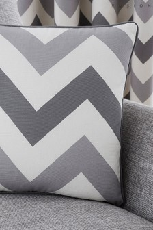 Chevron Cushion by Fusion