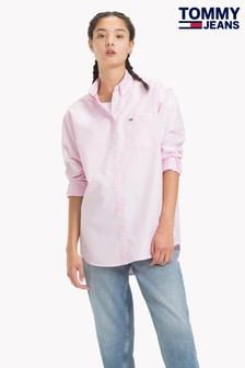 Tommy Jeans Pink Classics Shirt