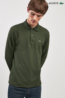 Lacoste®  Caprier Long Sleeve Polo