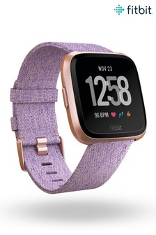 Fitbit® Lavender Versa Special Edition