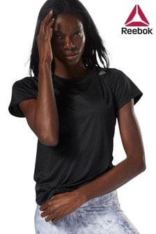 Reebok Black Work Out T-Shirt