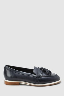 Sole Interest Leather Loafer