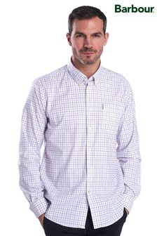 Barbour® Purple Batley Performance Shirt
