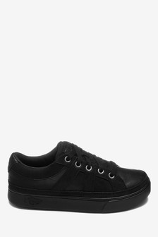 UGG® Black Marcus Lace Up Trainer