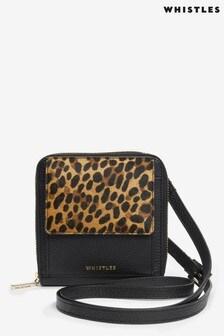 Whistles Animal Orton Purse Bag