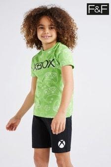 F&F Xbox Print Pyjamas