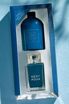 Next Aqua 100ml Gift Set