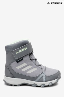 adidas Terrex Grey Snow Boot Junior & Youth Boots