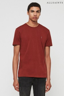 AllSaints Vista Red Tonic T-Shirt