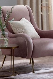 Design Studio Cream Langley Cushion