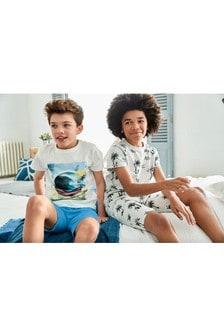 Tropical Pyjamas Two Pack (3-16yrs)