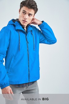 Shower Resistant Anorak Jacket