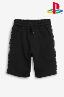 PlayStation™ Side Tape Shorts (3-16yrs)