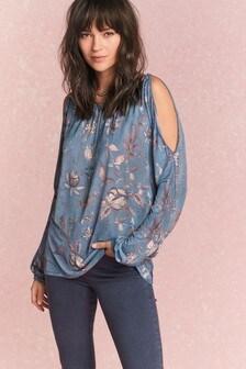 Jean skinny en tissu doux