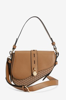 Asymmetric Saddle Bag