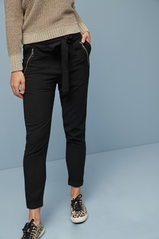 Soft Cargo Trousers