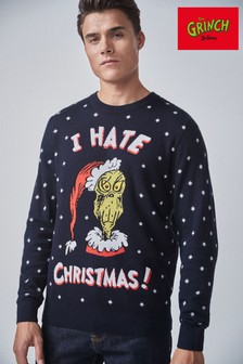 Grinch Crew Neck Jumper