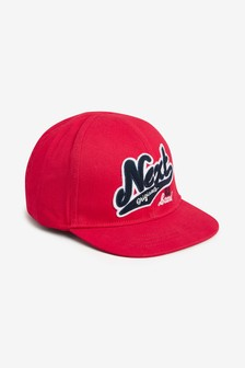 Red                     Next Cap (Younger)