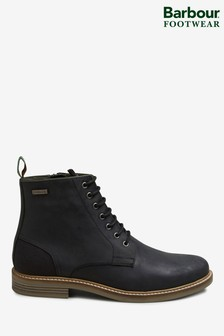 Barbour® Seaham Black Boots