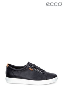 ECCO® Black Lace Shoes