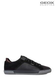 Geox Men's Kaven Black Shoe