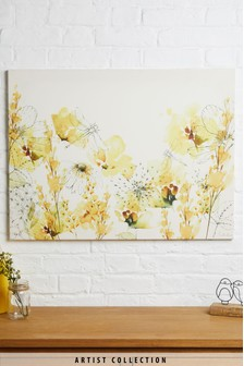 Artist Collection Summer's Day by Nicola Evans Canvas