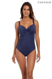 Fantasie Navy Marseille Underwire Full Cup Swimsuit