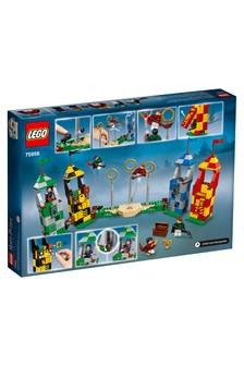 LEGO® Harry Potter Quidditch Match