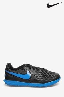 Nike Black Legend Club Turf Junior & Youth Football Boots