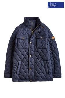 Joules Blue Stafford Boys Jacket
