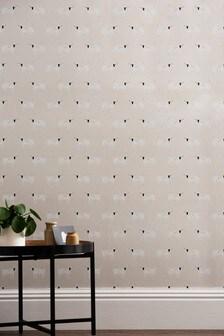 Paste The Paper Dalmatian Dog Wallpaper
