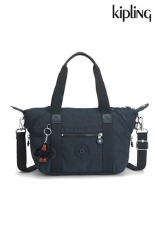 Kipling Navy Art Mini Rich Handbag